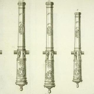 독일에서 만드는, 옛날 방식으로 주조된 포들