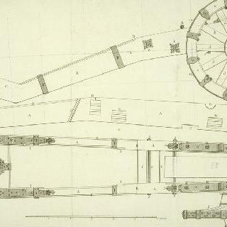 비뉘씨 (1645-1707)방식에 따른 24형 완전 포가