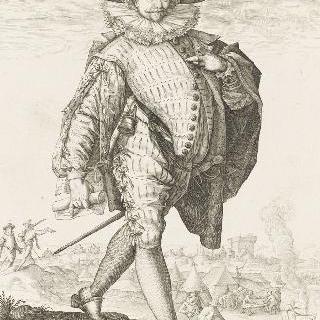 무장한 네덜란드 작가