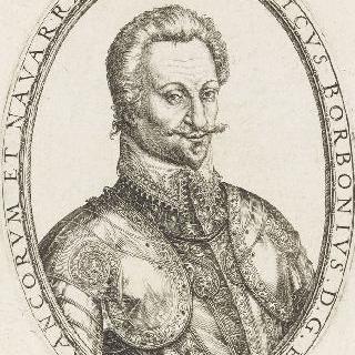 앙리 드 부르봉, 프랑스 왕