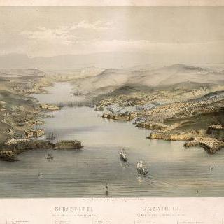 세바스토폴의 방어진지, 정박소, 항구