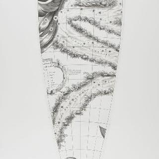 C. 코르넬리우스에 의한 1700년 천구의 모델 : 에리당 성하