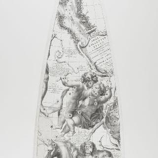 C. 코르넬리우스에 의한 1700년 천구의 모델 : 쌍둥이 자리