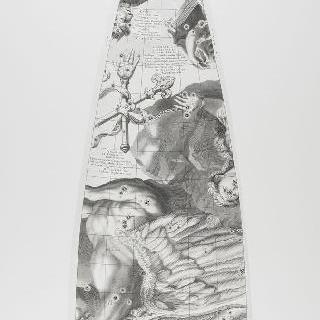 C. 코르넬리우스에 의한 1700년 천구의 모델 : 페가수스 자리