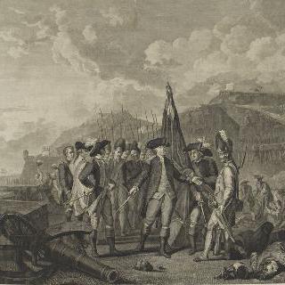 1779년 7월 4일, 그르나드 함락으로 보상받은 가치