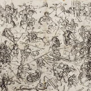 후스교리파와 황실군대와의 전투