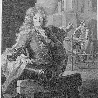 장-발타자 켈러 초상화 (1638-1702)