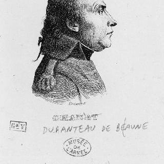 뤽, 일명 조셉-장, 뒤랑토 드 본느 (1747-1823)