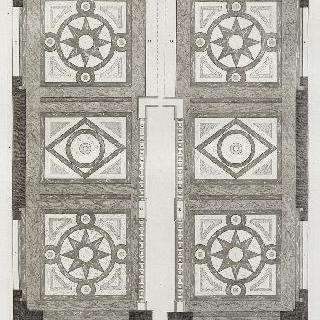 집록 : 베르사유 성의 대계단. 판 13