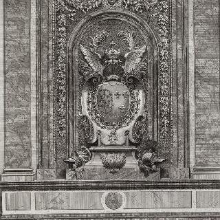 집록 : 베르사유 성의 대계단. 판 19