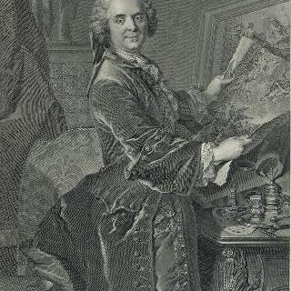 집록 : 베르사유 대회랑 - 장-밥티스트 마세, 화가 겸 조각사 (1687-1767)