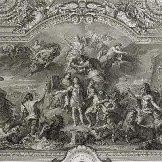 집록 : 베르사유 궁의 대회랑 - 판 9