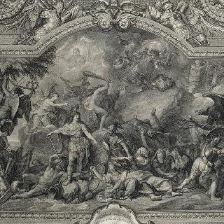 집록 : 베르사유 궁의 대회랑 - 판 11