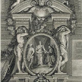 집록 : 베르사유 궁의 대회랑 - 판 15