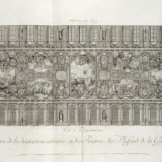 집록 : 베르사유 궁의 대회랑 - 판 1