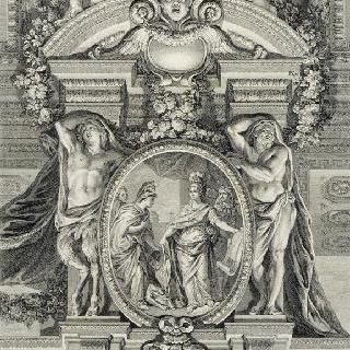 집록 : 베르사유 궁의 대회랑 - 판 19
