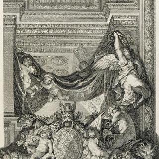 집록 : 베르사유 궁의 대회랑 - 판 28