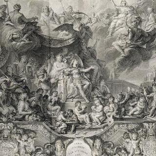집록 : 베르사유 궁의 대회랑 - 판 2