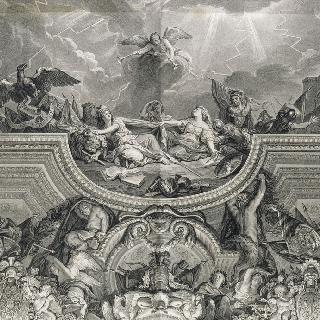 집록 : 베르사유 궁의 대회랑 - 판 7