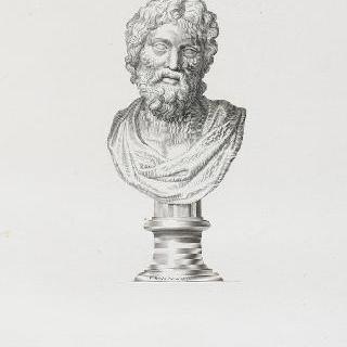 왕의 서재용 작품, 왕가의 고대 조각상과 흉상들
