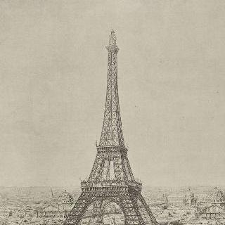 300미터 높이의 탑