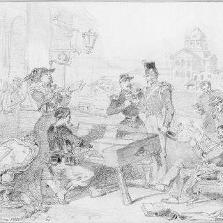 세바스토폴의 흥겨운 아침, 1855년 9월 9일