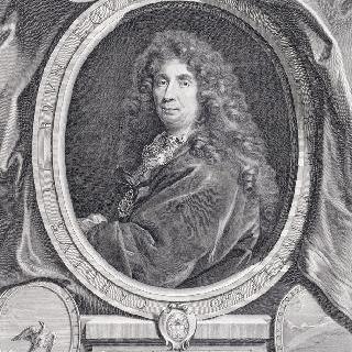 샤를 르 브룅 초상화 (1619-1690), 화가