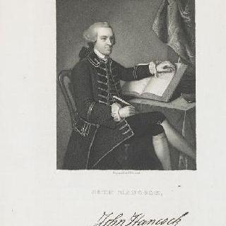 존 핸콕 초상화