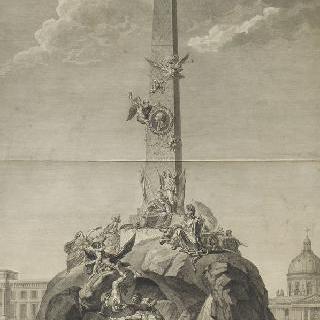 루이 16세와 프랑스의 영광 기념물