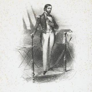 조앵빌 왕자 초상화