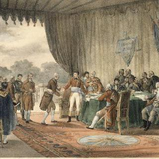 미국과의 조약 (모르트퐁텐)