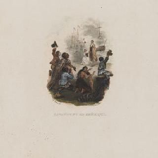 미국의 라 파이예트, 1824년 이미지
