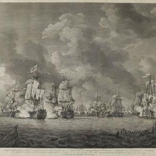 영국군과 프랑스군 사이의 해전