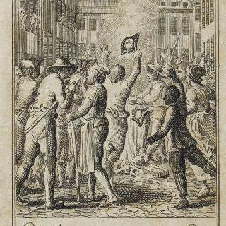 미국 독립 전쟁 장면