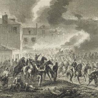 미국 전쟁 : 코린트 철병