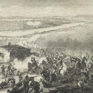 미국 전쟁 : 프롱-루아얄 전투 (서부 버지니아), 1862년
