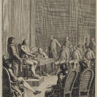 첫 번째 국제 회의
