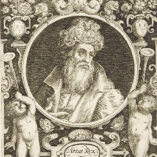 아르튀스 왕 초상화