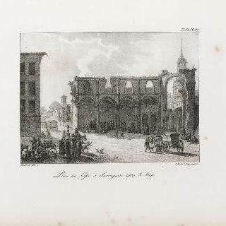 공략한 후의 사라고스의 코소 광장
