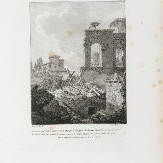 사라고스의 큰 건물을 폭파시킨 지뢰