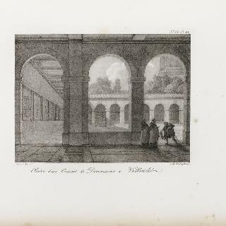 발라돌리드의 성도미니크 수도원 경내