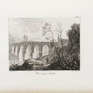 알칸타라의 고대 다리