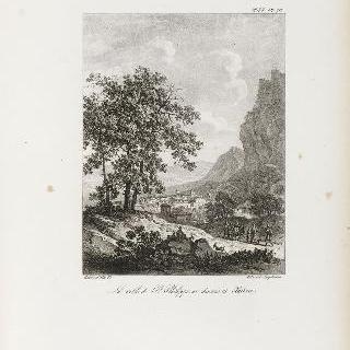 사티바 아래의 성 필립 마을