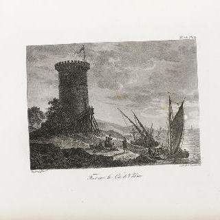 발렌시아 해안의 탑