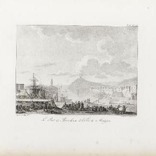 바르셀로나 항구 [원문대로] 와 몽-주이 요새