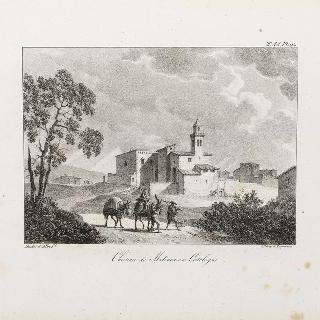 카탈로니아 지방의 메디니아 성