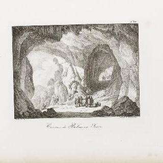 사보이 지방의 발므 동굴