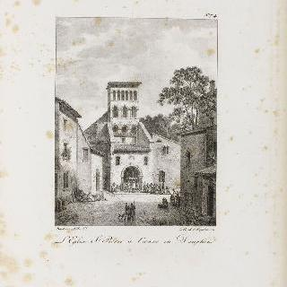 도피네 지방 비엔느의 생-피에르 교회