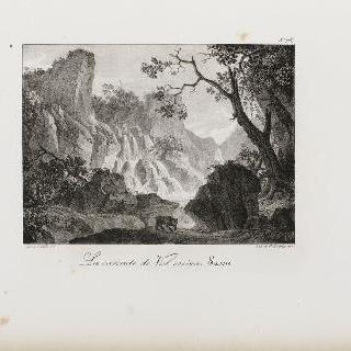 발로르 시나 폭포, 사부아