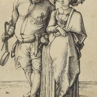 여주인과 요리사
